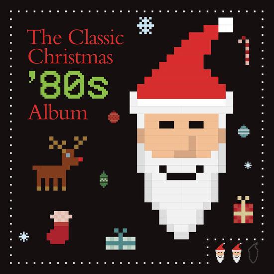 THE CLASSIC CHRISTMAS '80S ALBUMTHE CLASSIC CHRISTMAS '80S ALBUM, , hi-res
