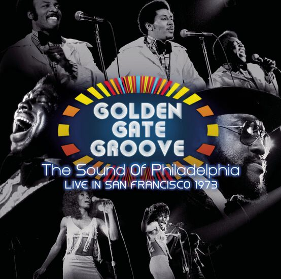 GOLDEN GATE GROOVE: THE SOUND OF PHILADEGOLDEN GATE GROOVE: THE SOUND OF PHILADE, , hi-res