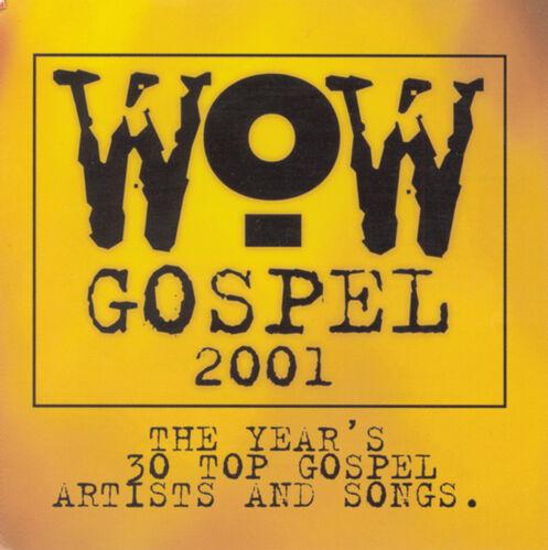 WOW GOSPEL 2001, , hi-res