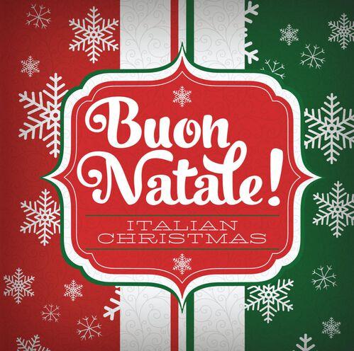 BUON NATALE - ITALIAN CHRISTMAS, , hi-res