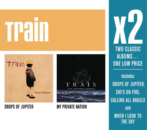 X2 (DROPS OF JUPITER/ MY PRIVATE NATION)X2 (DROPS OF JUPITER/ MY PRIVATE NATION), , hi-res
