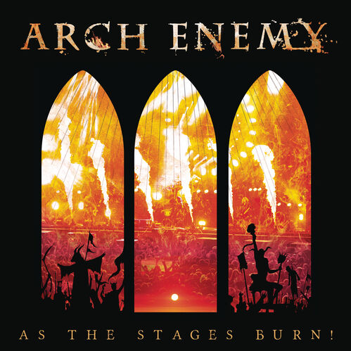 AS THE STAGES BURN!, , hi-res