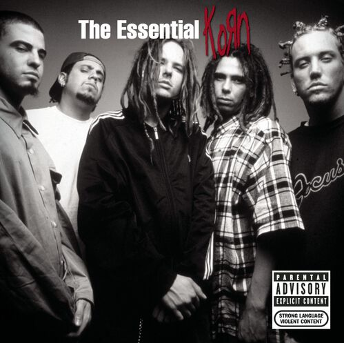 THE ESSENTIAL KORN (PA), , hi-res