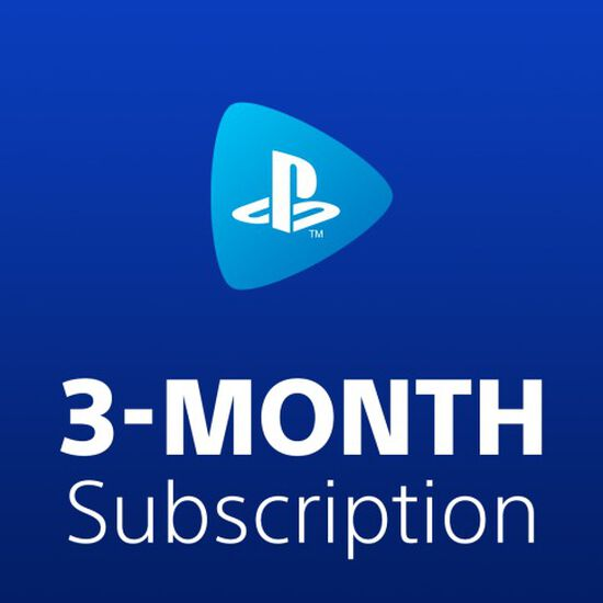 PlayStation® Now 3 Month MembershipPlayStation® Now 3 Month Membership