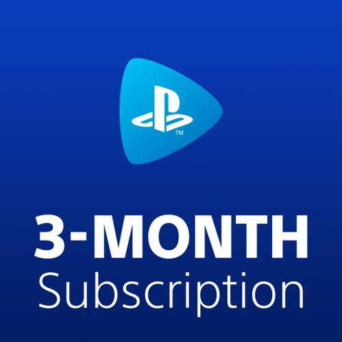 PlayStation® Now 3 Month Membership