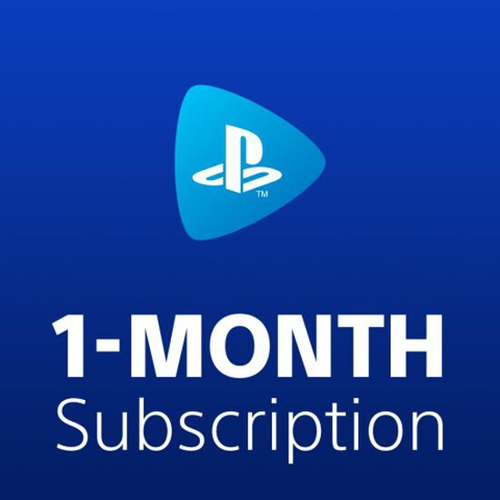 PlayStation® Now 1 Month MembershipPlayStation® Now 1 Month Membership