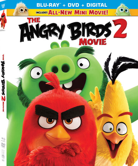The Angry Birds Movie 2 - BD/DVD Combo + DigitalThe Angry Birds Movie 2 - BD/DVD Combo + Digital, , hi-res