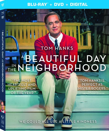 A Beautiful Day In The Neighborhood - Blu-ray/DVD Combo + DigitalA Beautiful Day In The Neighborhood - Blu-ray/DVD Combo + Digital, , hi-res