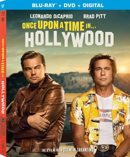 Once Upon A Time In Hollywood - Blu-ray/DVD Combo + Digital, , hi-res