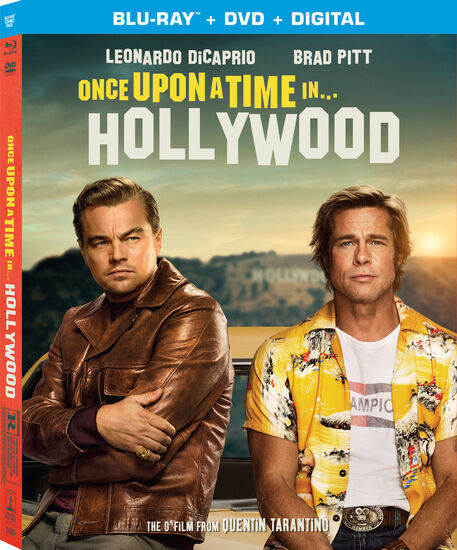 Once Upon A Time In Hollywood - Blu-ray/DVD Combo + DigitalOnce Upon A Time In Hollywood - Blu-ray/DVD Combo + Digital, , hi-res