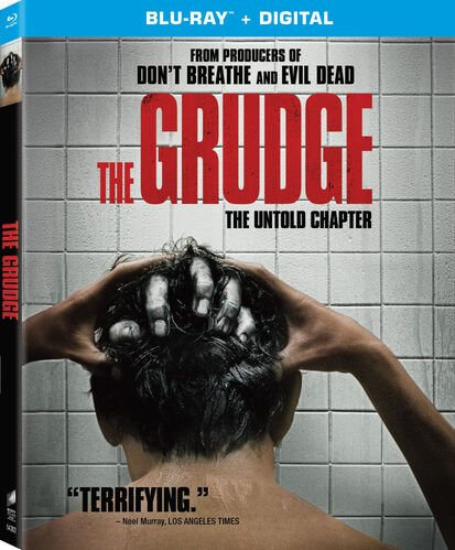 The Grudge - Blu-ray + Digital, , hi-res