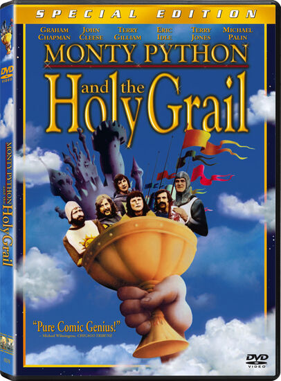 Monty Python and the Holy Grail (Special Edition, 2 discs) - DVD [ST]Monty Python and the Holy Grail (Special Edition, 2 discs) - DVD [ST], , hi-res