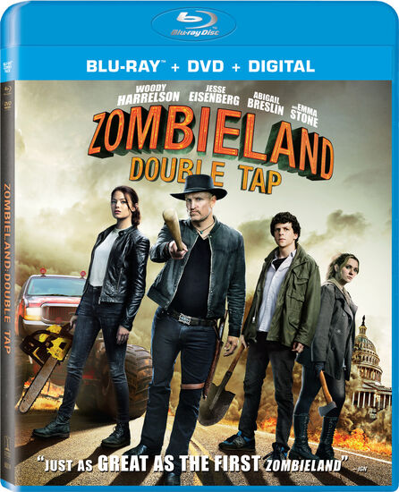 Zombieland: Double Tap - Blu-ray/DVD Combo + DigitalZombieland: Double Tap - Blu-ray/DVD Combo + Digital, , hi-res