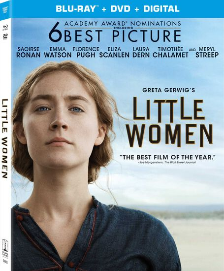 Little Women (2019) - Blu-ray/DVD Combo + DigitalLittle Women (2019) - Blu-ray/DVD Combo + Digital, , hi-res