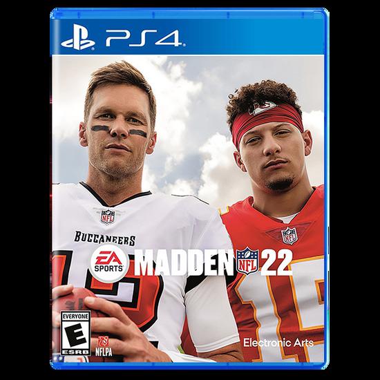 Madden NFL 22 for PlayStation 4Madden NFL 22 for PlayStation 4