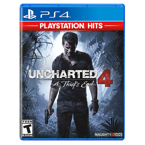 Uncharted 4: A Thief's End - Greatest Hits Edition for PlayStation 4