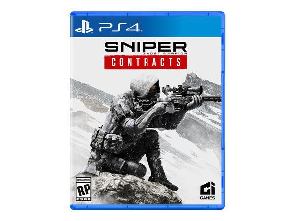 Sniper Ghost Warrior ContractsSniper Ghost Warrior Contracts