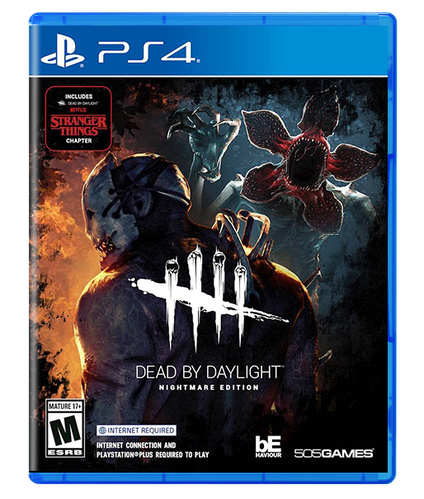 Dead By Daylight Nightmare Edition for PlayStation 4