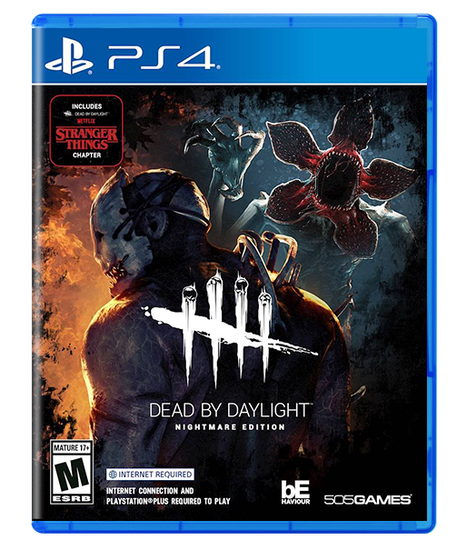 Dead By Daylight Nightmare Edition for PlayStation 4Dead By Daylight Nightmare Edition for PlayStation 4