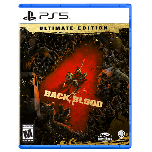 Back 4 Blood: Ultimate Edition for PlayStation 5