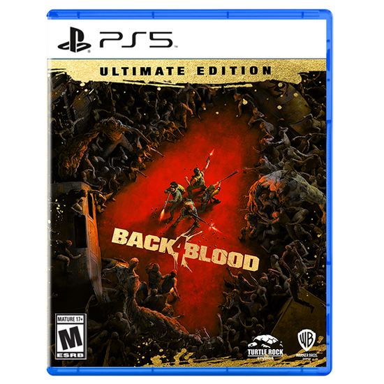 Back 4 Blood: Ultimate Edition for PlayStation 5Back 4 Blood: Ultimate Edition for PlayStation 5