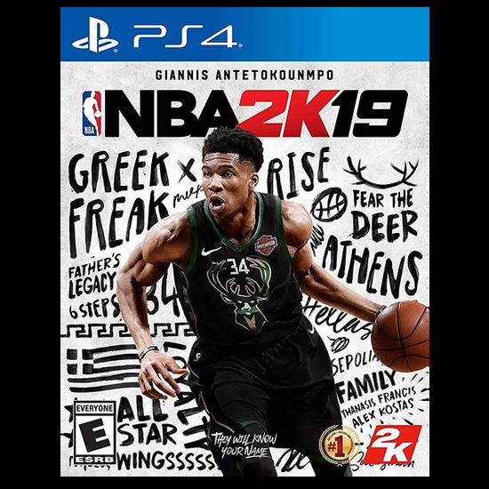 NBA 2K19NBA 2K19
