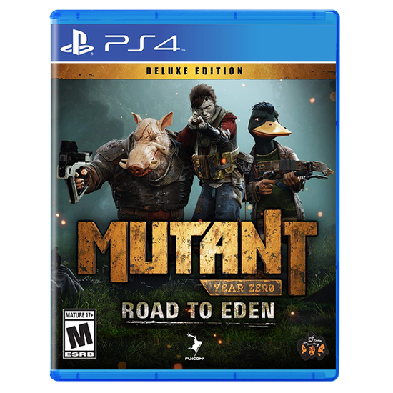 Mutant Year Zero: Road to Eden Deluxe EditionMutant Year Zero: Road to Eden Deluxe Edition