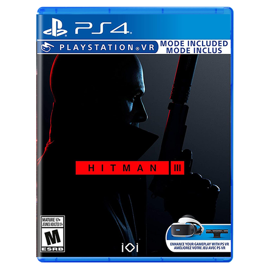 Hitman 3 for PlayStation 4Hitman 3 for PlayStation 4