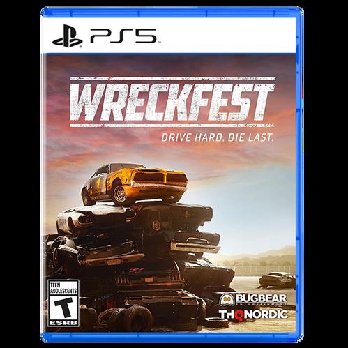 Wreckfest for PlayStation 5