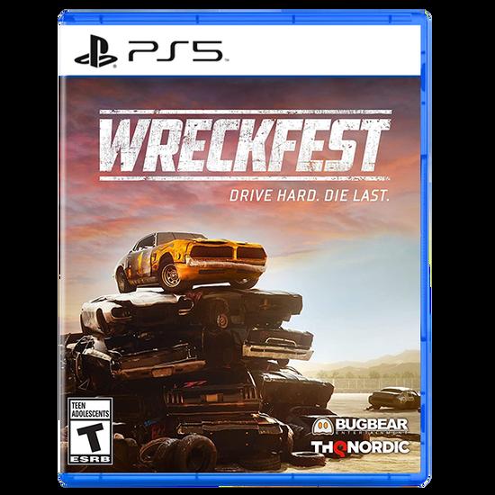 Wreckfest for PlayStation 5Wreckfest for PlayStation 5