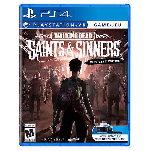 The Walking Dead: Saints and Sinners - Complete Edition for PlayStation VR