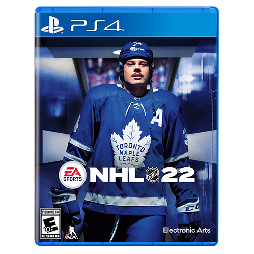 NHL 22 for PlayStation 4