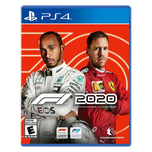 F1 2020 for PlayStation 4