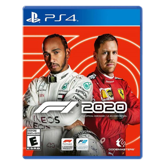 F1 2020 for PlayStation 4F1 2020 for PlayStation 4