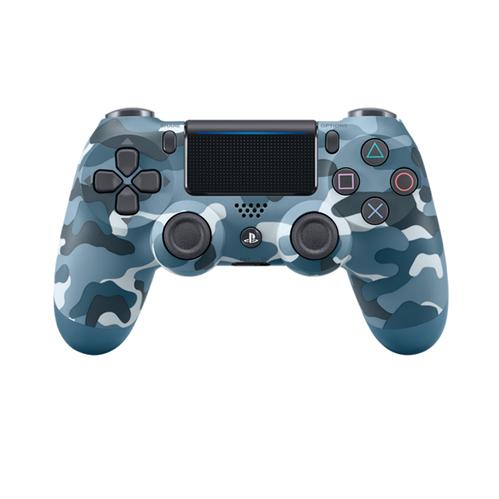 PS4 Controller D. Shock - Blue Camo