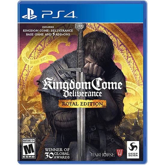 Kingdom Come: Deliverance Royal EditionKingdom Come: Deliverance Royal Edition