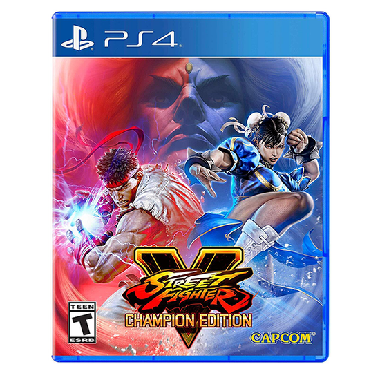 Street Fighter V Champion Edition for PlayStation 4Street Fighter V Champion Edition for PlayStation 4