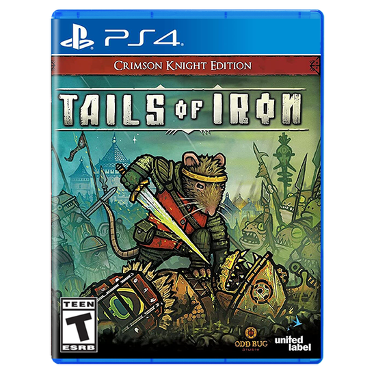Tails of Iron for PlayStation 4Tails of Iron for PlayStation 4