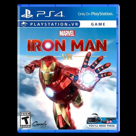 Marvel's Iron Man VR for PlayStation 4Marvel's Iron Man VR for PlayStation 4