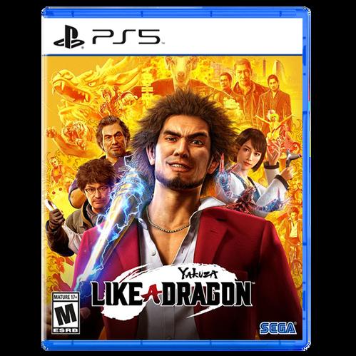 Yakuza: Like a Dragon for PlayStation 5