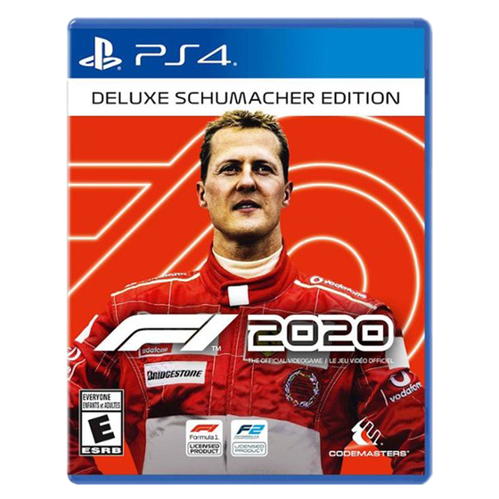 F1 2020 Deluxe Schumacher for PlayStation 4