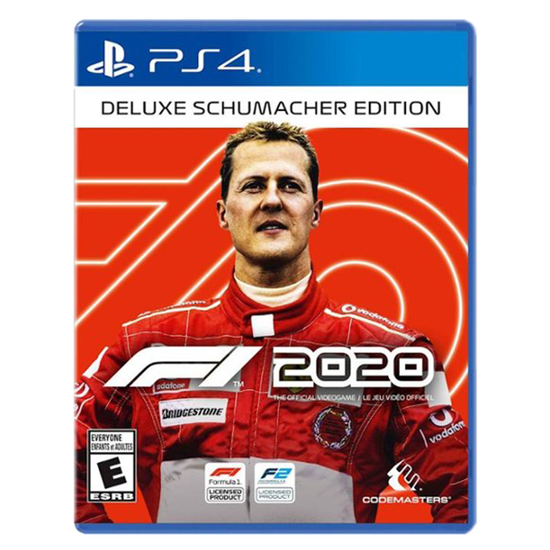 F1 2020 Deluxe Schumacher for PlayStation 4F1 2020 Deluxe Schumacher for PlayStation 4