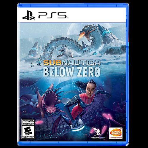 Subnautica: Below Zero for PlayStation 5
