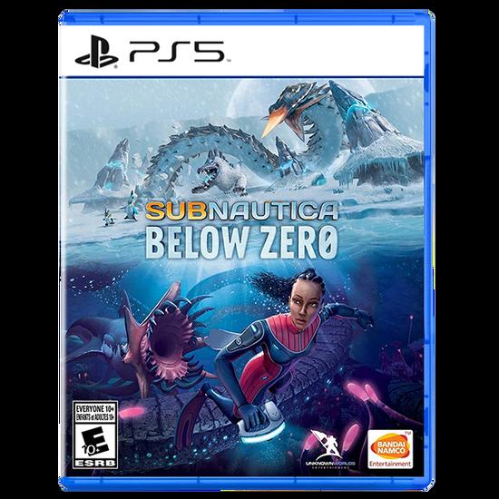 Subnautica: Below Zero for PlayStation 5Subnautica: Below Zero for PlayStation 5