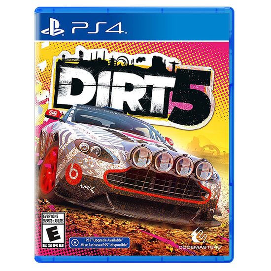 DiRT 5 for PlayStation 4DiRT 5 for PlayStation 4