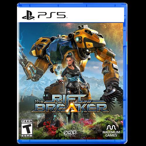 The Riftbreaker for PlayStation 5