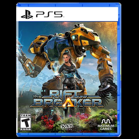 The Riftbreaker for PlayStation 5The Riftbreaker for PlayStation 5