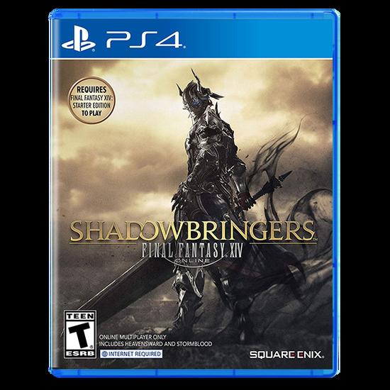 Final Fantasy XIV ShadowbringersFinal Fantasy XIV Shadowbringers