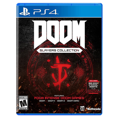 Doom Slayers Club Collection for PlayStation 4
