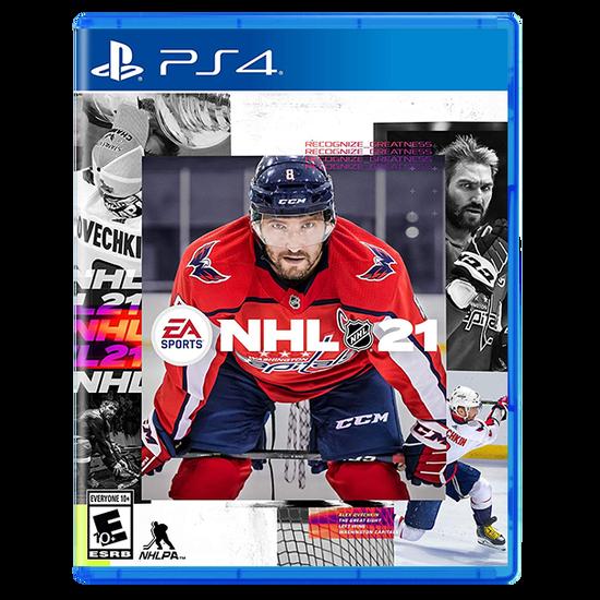 NHL 21 for PlayStation 4NHL 21 for PlayStation 4